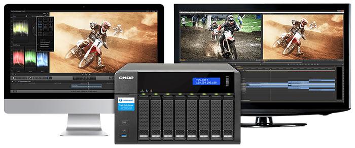 QNAP Intros Thunderbolt 2 NAS