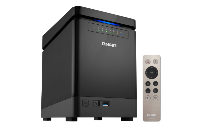 Qnap Intros TSTS-453Bmini Verical NAS