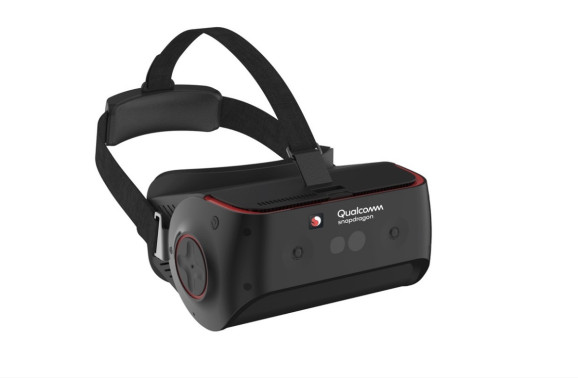 Qualcomm Snapdragon 845 Powers VR Headset