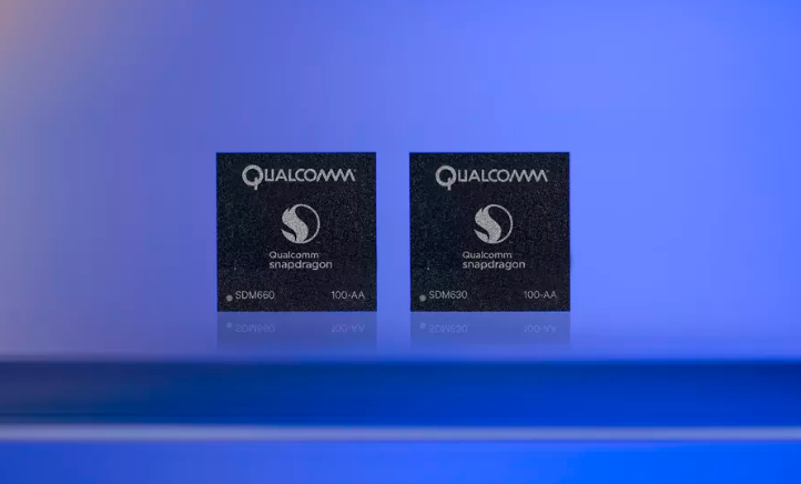 Qualcomm Boosts Mobiles With Snapdragon 660, 630 Chips