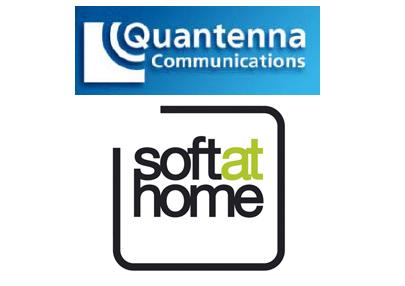 Quantenna, SoftAtHome Team Up in Wireless