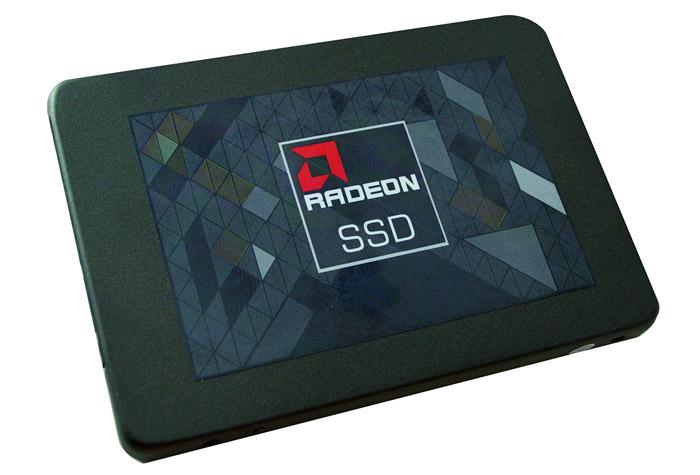 AMD Brings Back Radeon SSDs