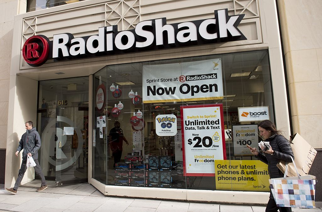 RadioShack Faces Bankruptcy... Again!