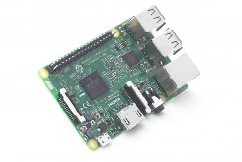 Raspberry Pi Reaches 3rd Generation