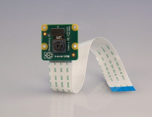 An 8MP Camera for the Raspberry Pi