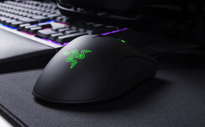 Razer Updates DeathAdder Gaming Mouse