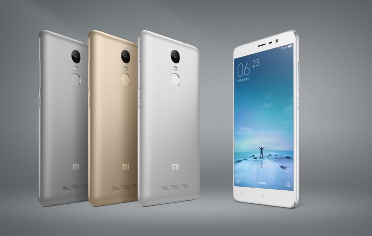 Xiaomi Presents Redmi Note 3, Mi Pad 2