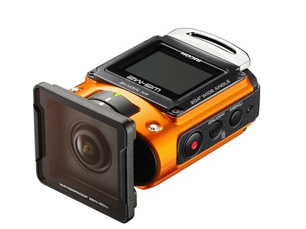 Ricoh Presents WG-M2 Action Cam