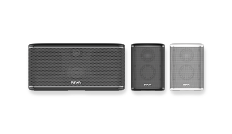 Riva Audio Ships WAND Wireless Speakers