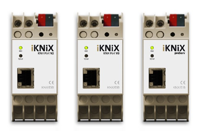 iKNiX gateway