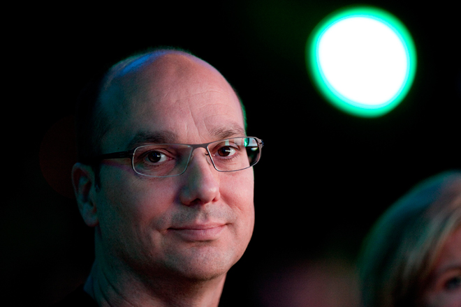 Android Inventor Steps Down