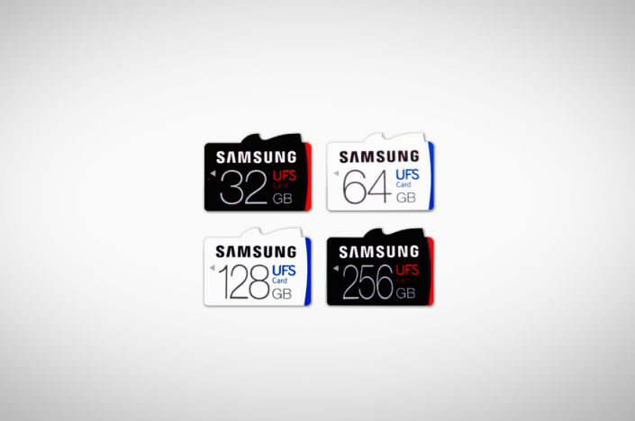 Samsung Presents Universal Flash Storage