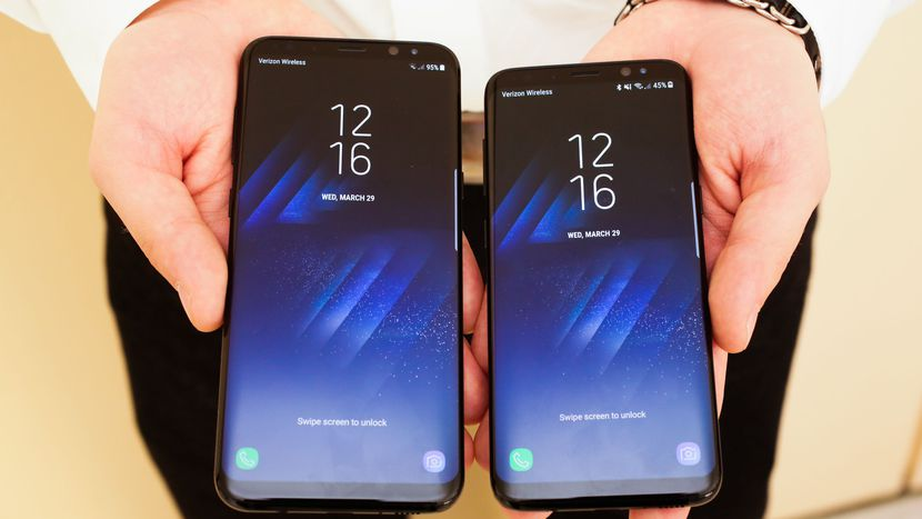 Samsung Galaxy S8 Gets Launch