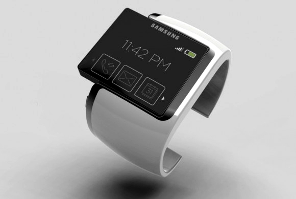 Samsung Confirms Wearable Plans