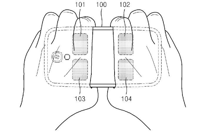 Samsung fat sensor