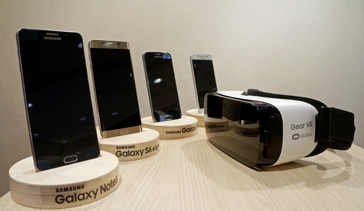 Samsung Gear VR Reaches Consumer Version