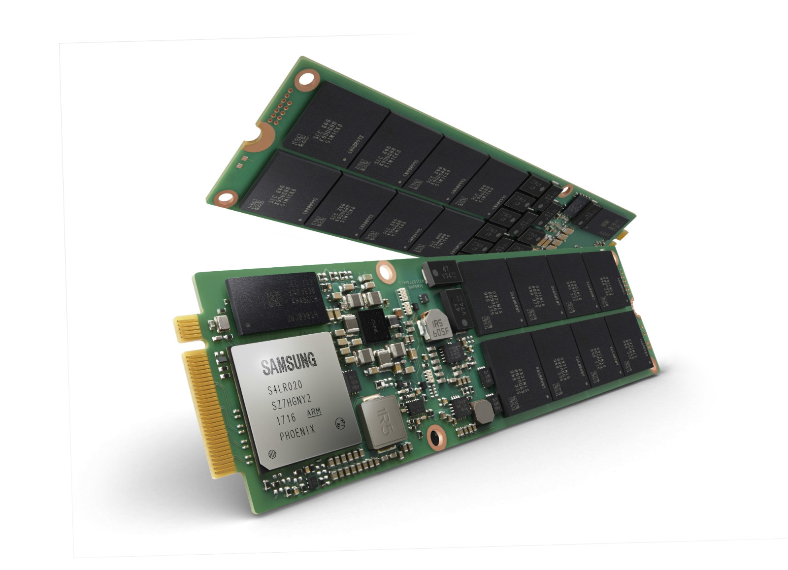 Samsung Presents Next V-NAND Generation