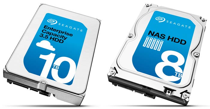 Seagate Presents Enterprise, SMB HDDs