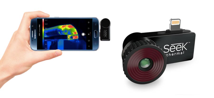 How to Add Thermal Imaging to Smartphones