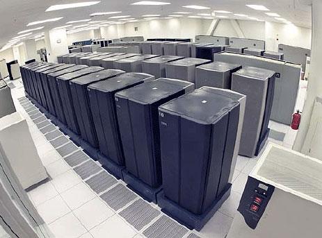 Server Shipments on Positive Track