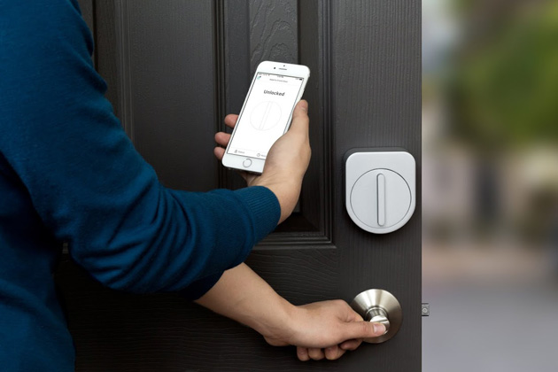 Open Sesame With Smart Lock