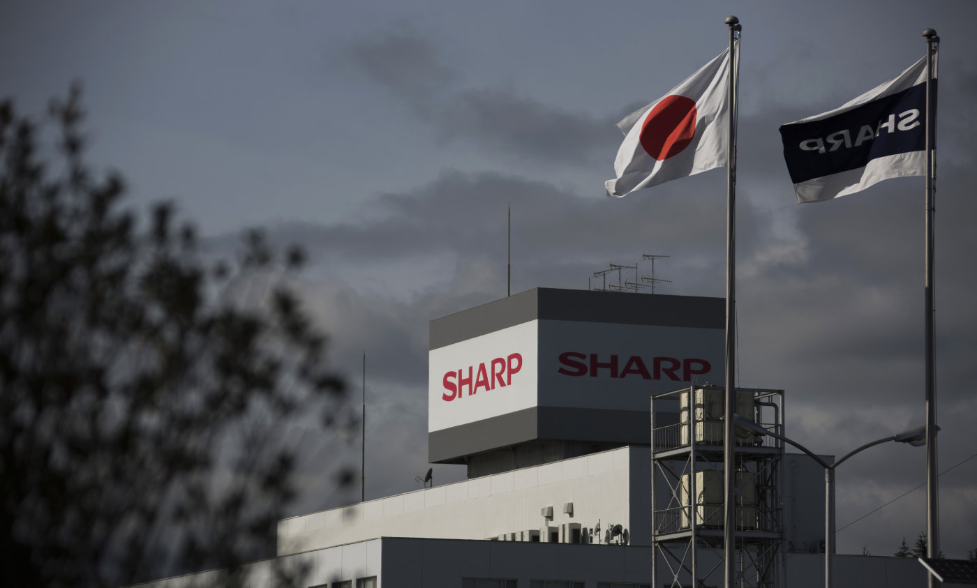 Foxconn to Buy Sharp?