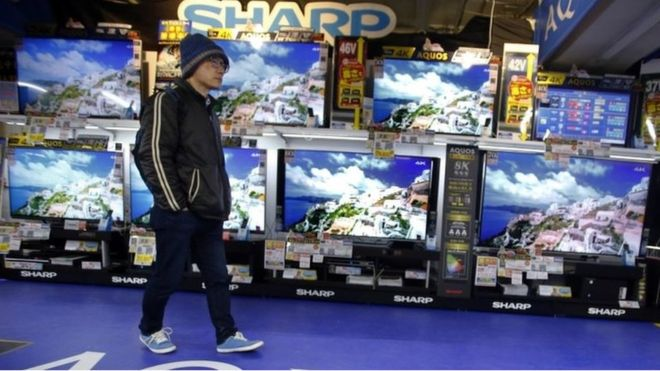 Foxconn to Buy Sharp... Or Will it?