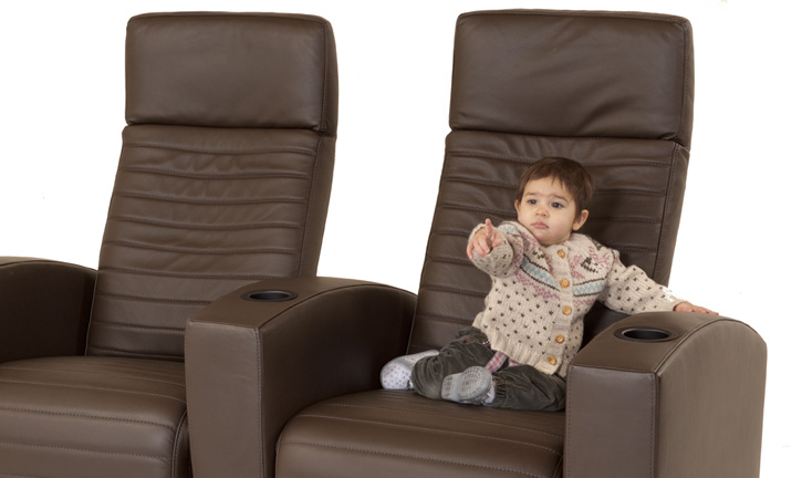 Cineak Heats Seats at ISE 2013