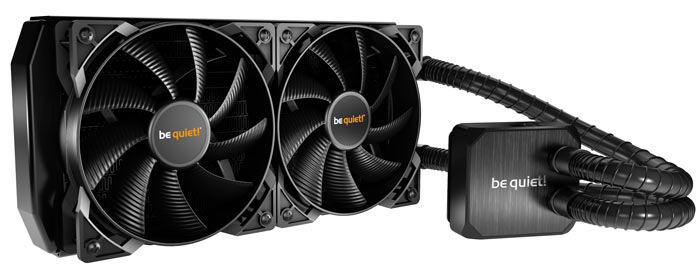The Silent Loop AiO Liquid Cooler