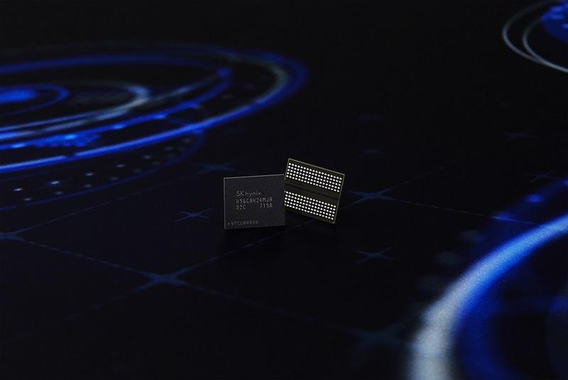 SK Hynix Intros 8Gb GDDR6 DRAM