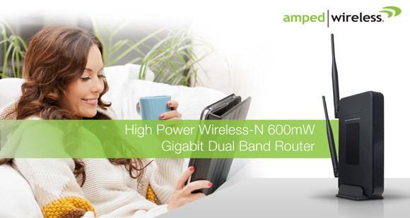 Amped Boosts Indoor Wifi