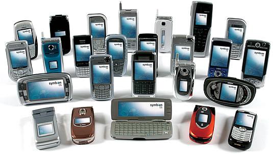Smartphones market