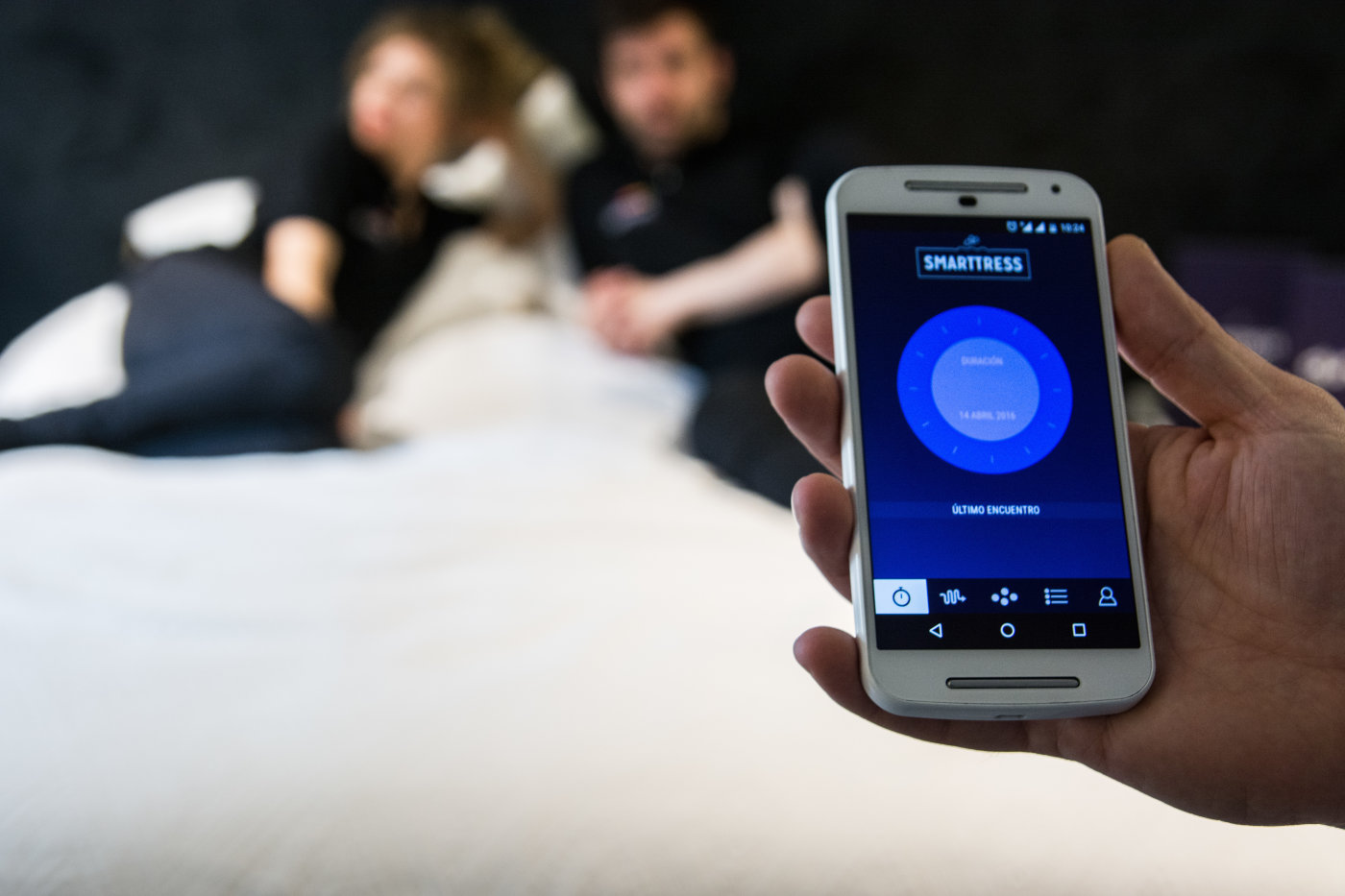 Durmet Presents Infidelity-Detecting Mattress