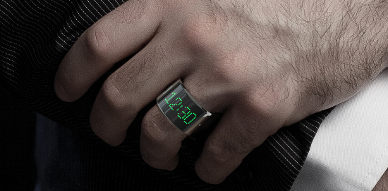 A Next Step in Wearables... Smart Rings?