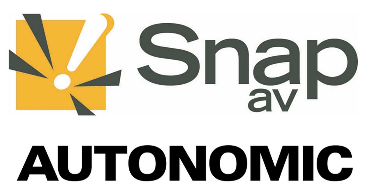 SnapAV Autonomic