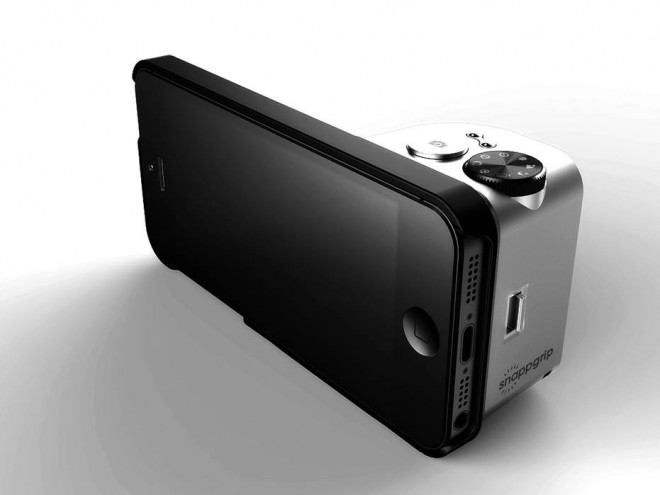 An iAccessory for iPhotography