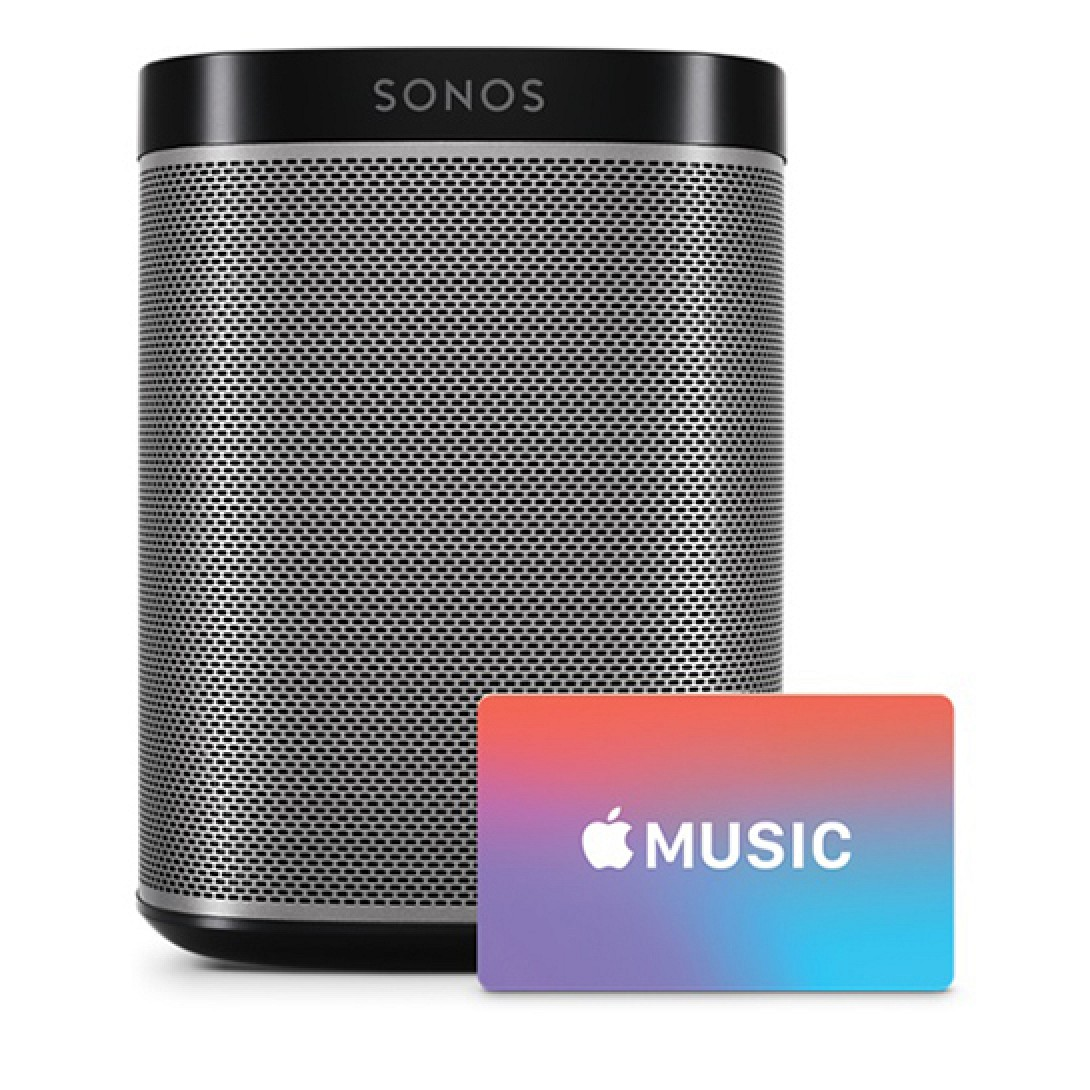 Apple Online Store Starts Selling Sonos