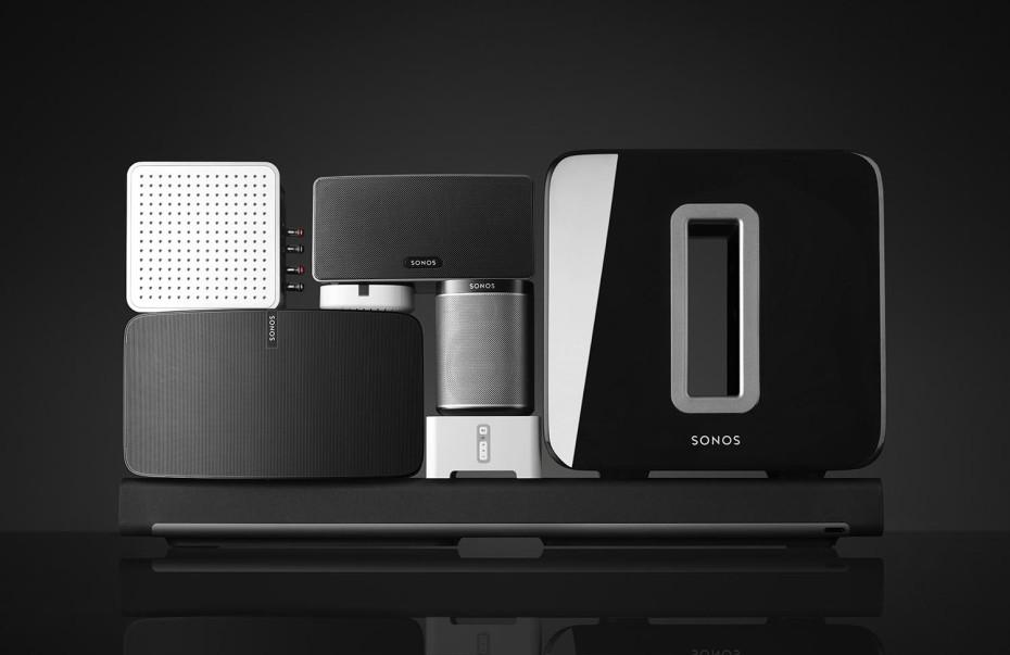Sonos products