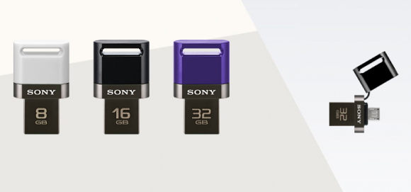 Sony Intros USB Drive for Androids