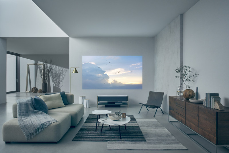 Sony Intros LSPX-A1 Ultra Short Throw Projector
