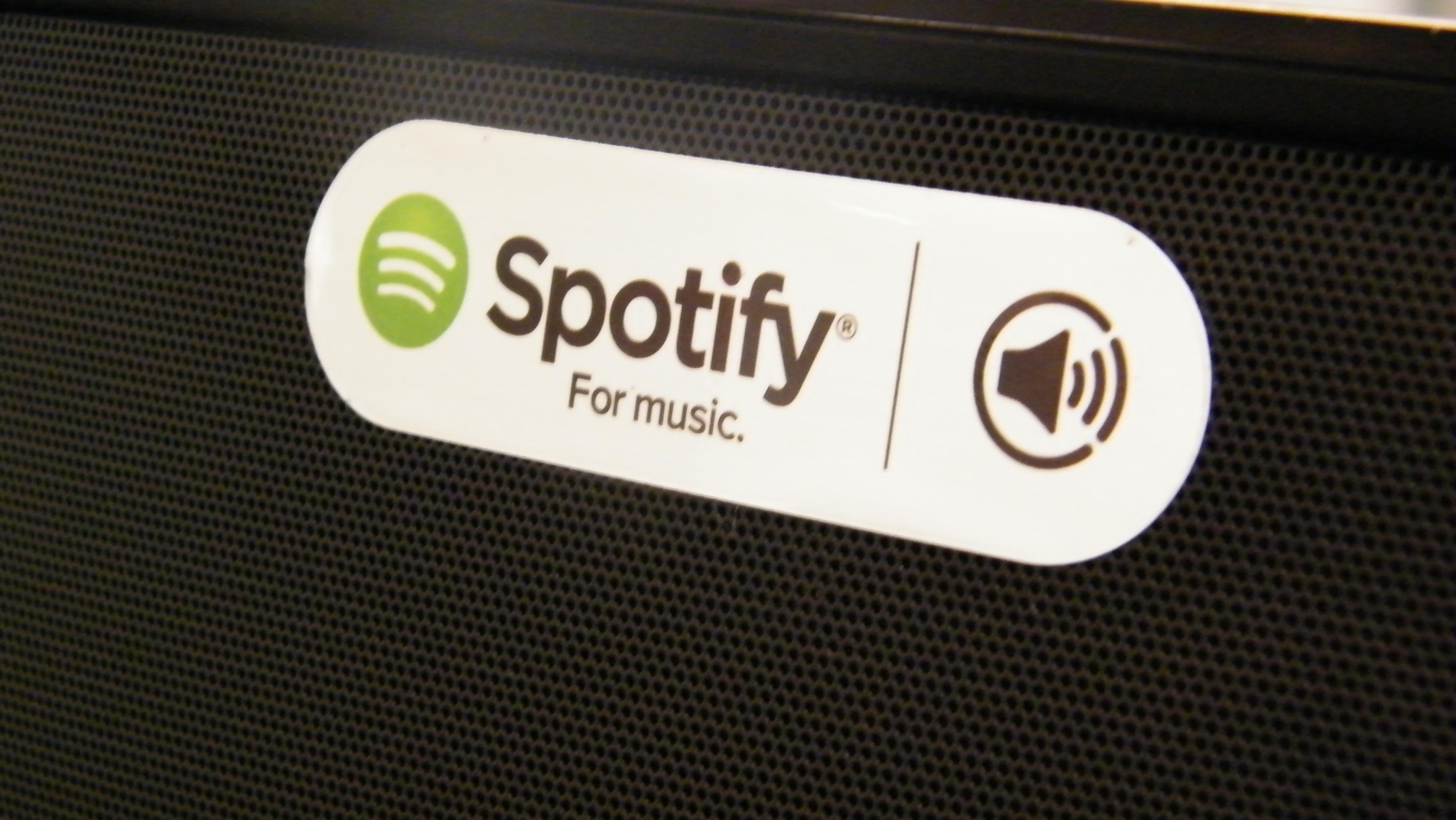 Spotify Speaker