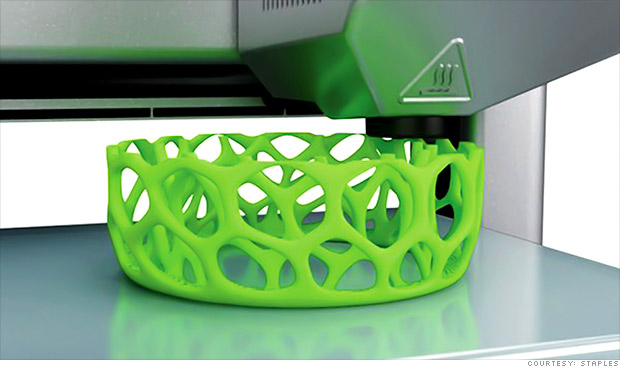 The 3D Printer Opportunity