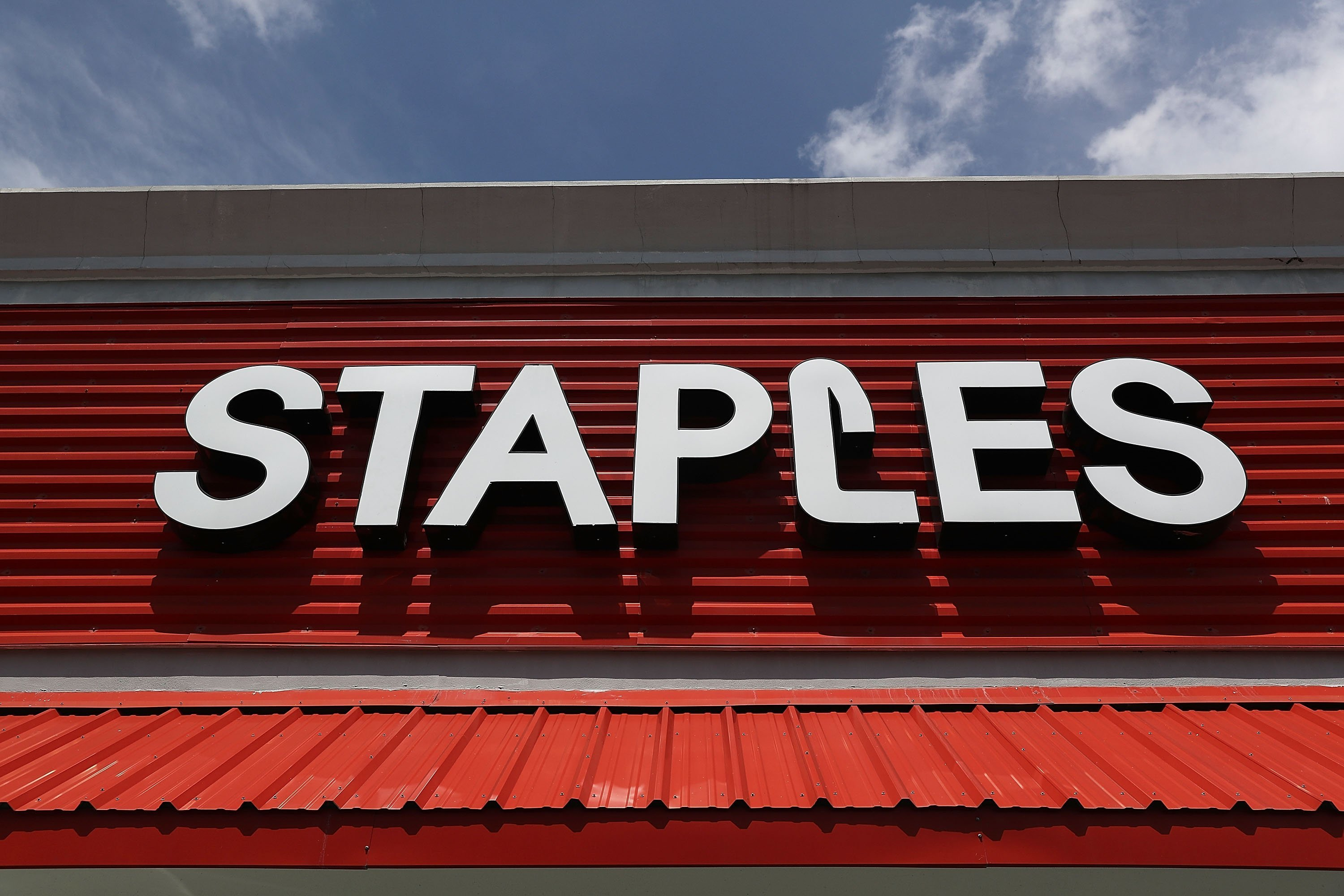 Staples Offloads European Business