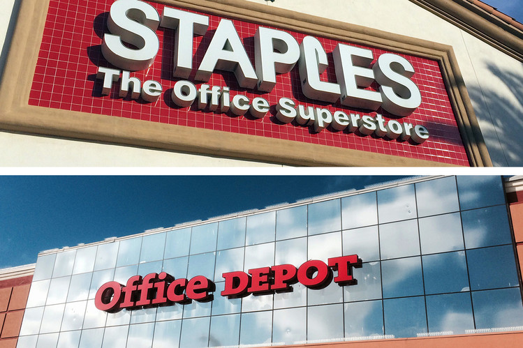 Office Depot Staples