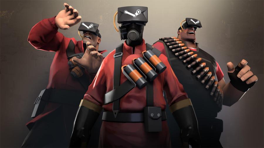 Valve Takes on VR