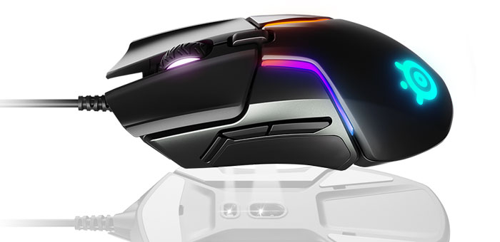 The Dual-Sensor SteelSeries Rival 600