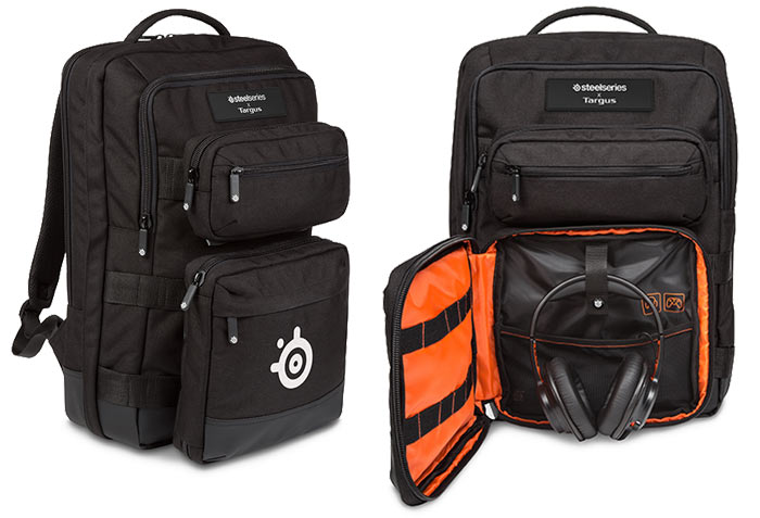 SteelSeries and Targus Present Sniper Backpack