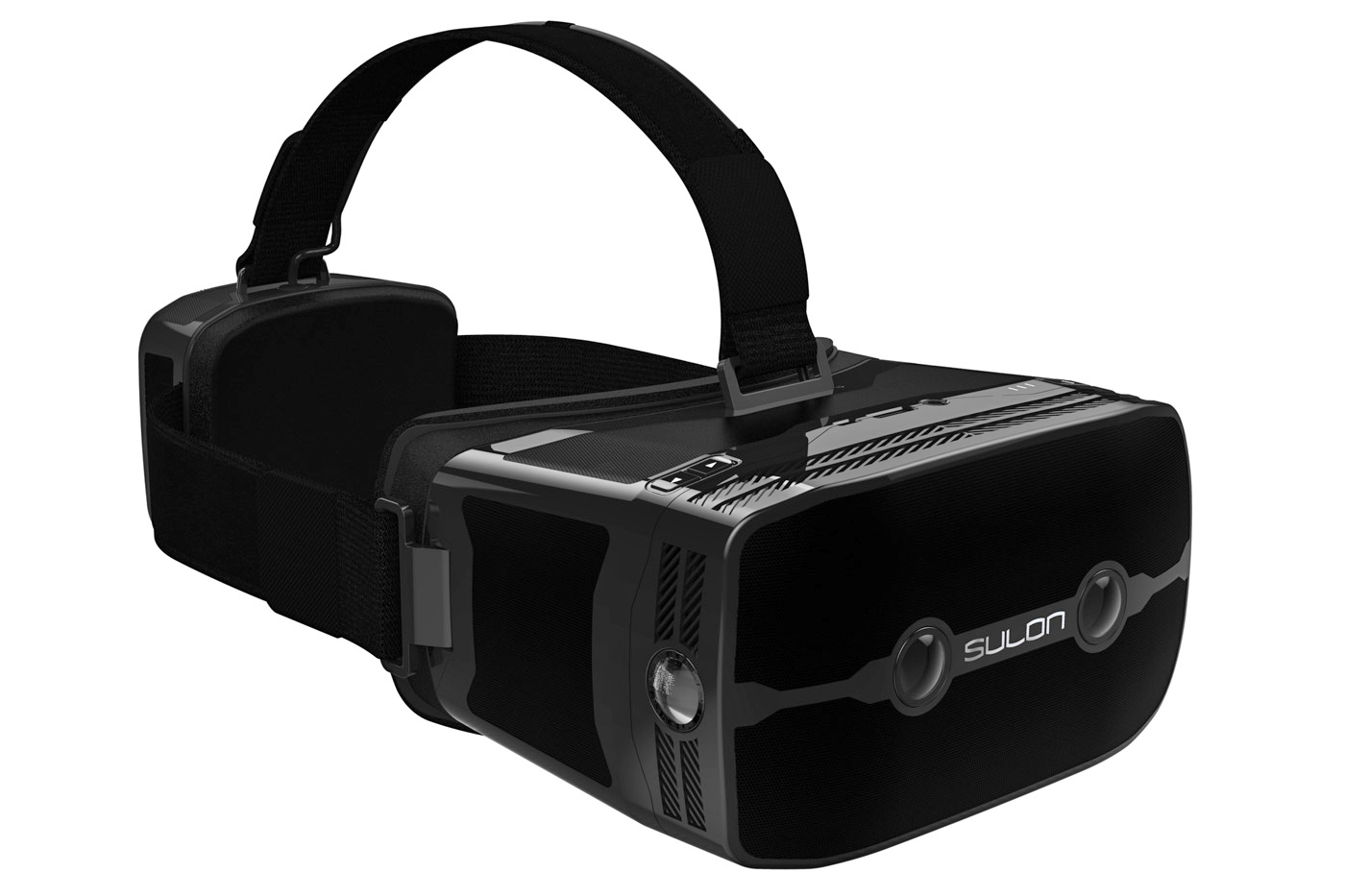 AMD Powers Sulon Q VR/AR Headset