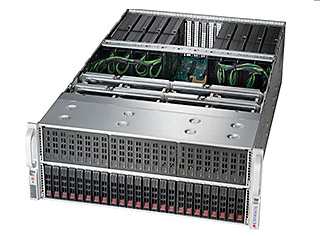 Supermicro GPU Servers at GTC 2014