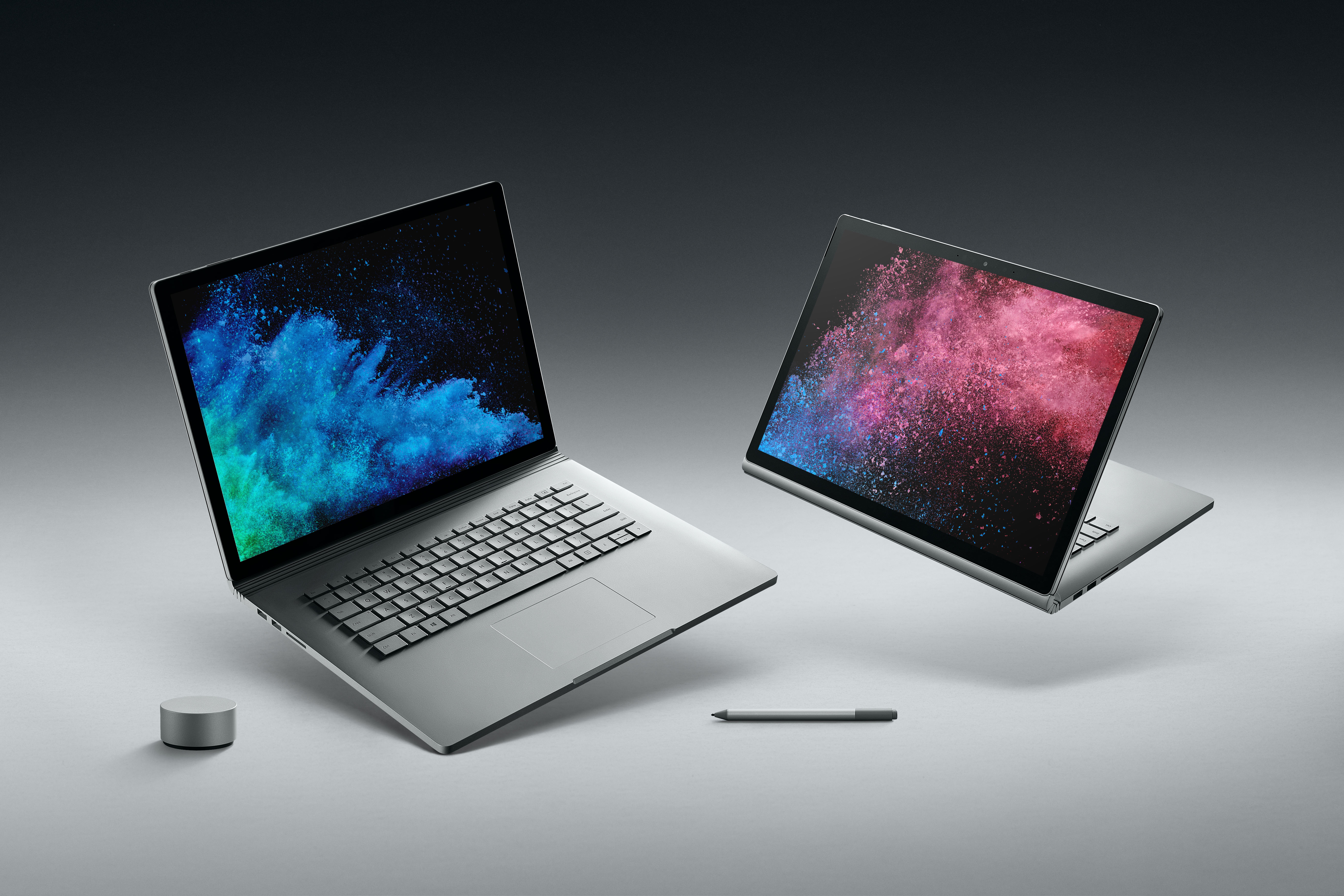 Microsoft Brings Surface Book 2 to Europe
